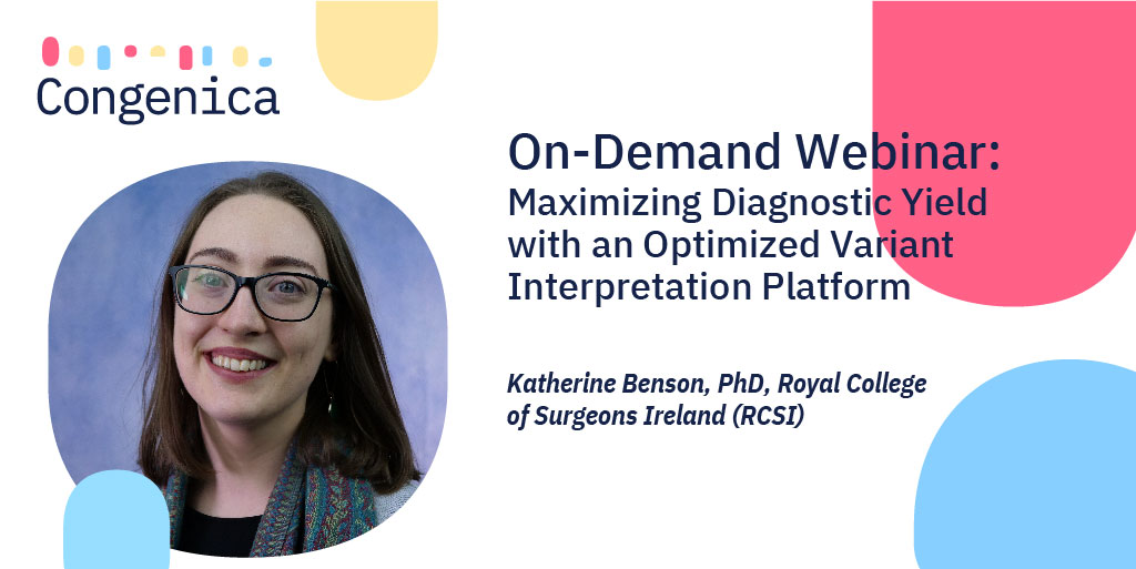 Maximizing Diagnostic Yield with an Optimized Variant Interpretation Platform webinar thumbnail