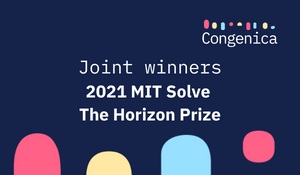 Congenica is Joint Winner of MIT Solve The Horizon Prize