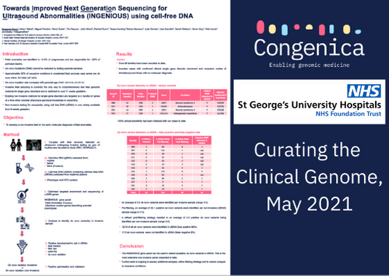 Improved Next Generation Sequencing for Ultrasound Abnormalities (INGENIOUS)