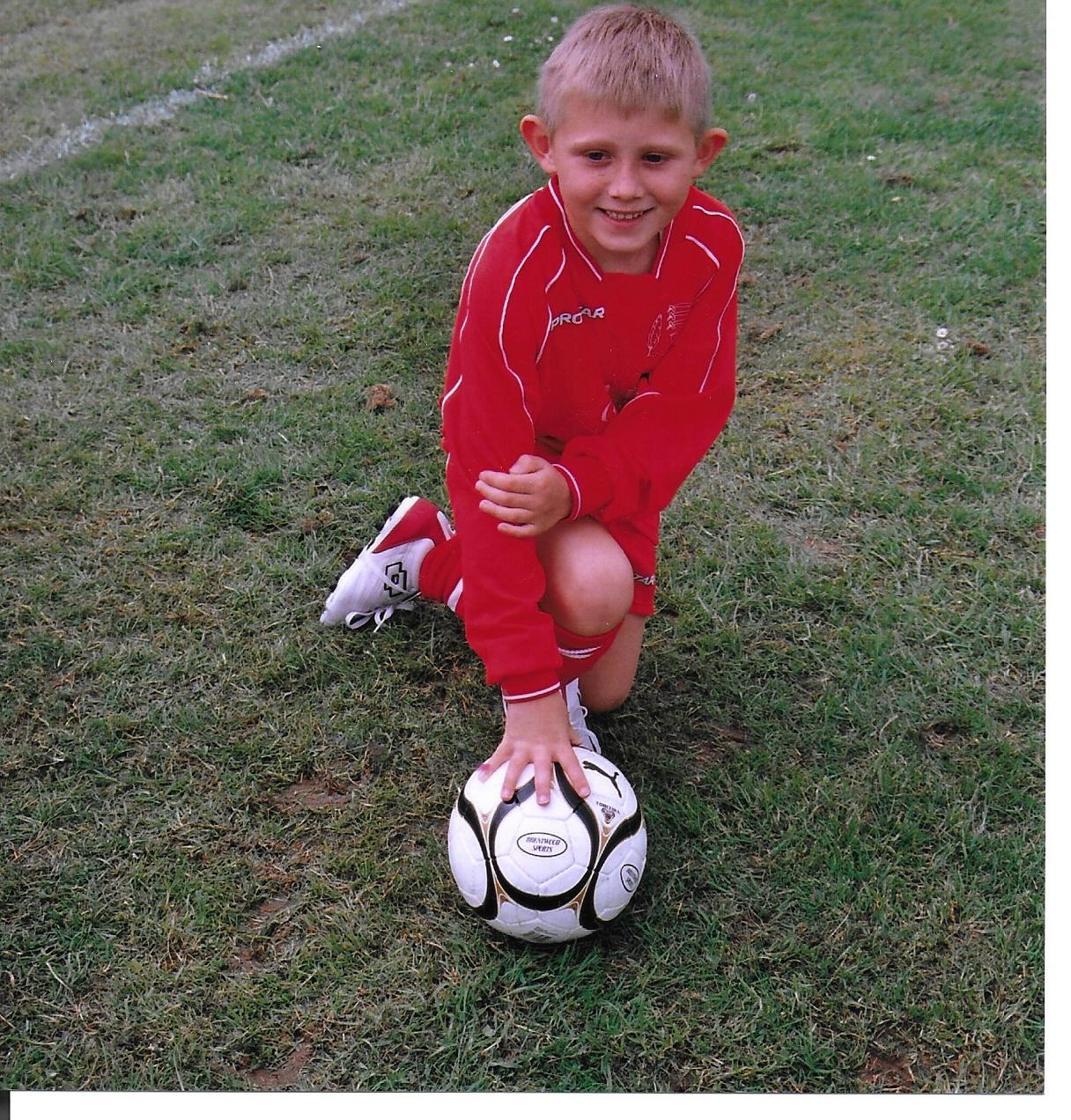 David age 7