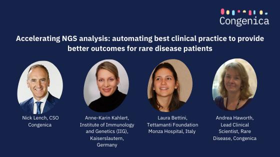 Enabling Genomic Medicine Best practice in genomic analysis (2)