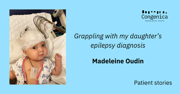 Grappling with my daughter's epilepsy diagnosis