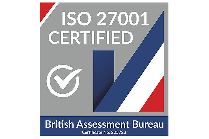 Congenica achieved ISO 27001 and NHS IGT accreditation
