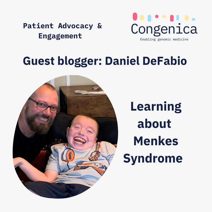 How we learnt about Menkes Syndrome
