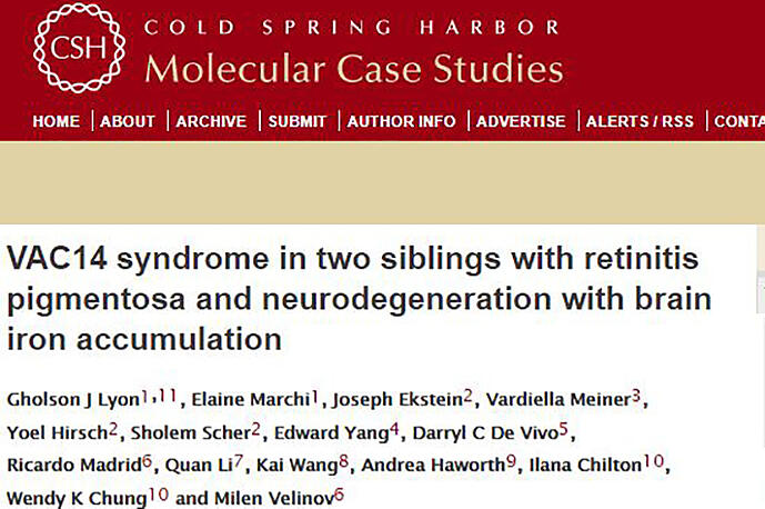 Neurodevelopmental disorders - discovering the underlying cause and how genomic data analysis ended a 21-year diagnostic odyssey